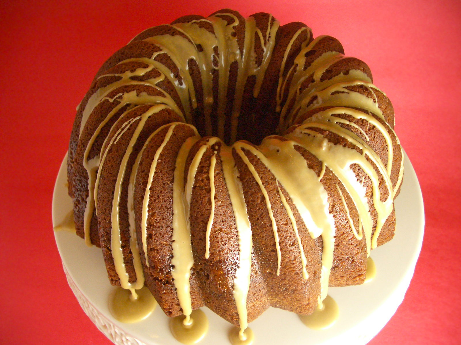 Pecan-Bourbon Bundt Cake Recipes — Dishmaps